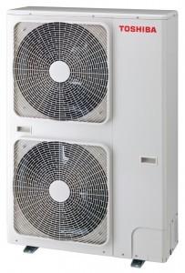 Toshiba Estia õhk-vesi soojuspump HWS-1103H8-E